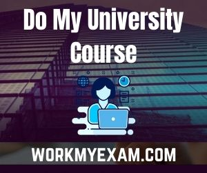 Do My University Course